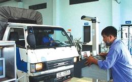 Xóa độc quyền cung cấp thiết bị trạm đăng kiểm