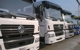 Cảnh báo 'bão' xe tải Trung Quốc
