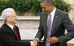[Infographics] Các mốc quan trọng trong quan hệ Việt Nam-Hoa Kỳ