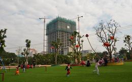 Hà Nội sẽ dành hơn 200 ha  đầu tư vườn hoa, sân chơi công cộng