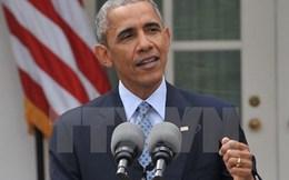 Tổng thống Mỹ: Nhiều khả năng đạt thỏa thuận TPP trong năm nay