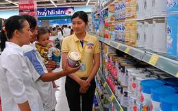 Giá sữa bị thao túng trước khi vào Việt Nam