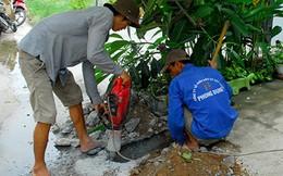 TP.HCM: Thêm 37.700 hộ dân có nước sạch