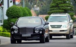 Nhập khẩu ô tô 7 tháng đã vượt cả năm 2014