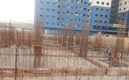 Golden Central Kim Văn Kim Lũ đang xây tầng 1, giá bán từ 850 triệu đồng/căn