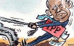 Thuốc lá - Nút thắt của TPP ở Quốc hội Mỹ