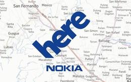 Nokia bán dịch vụ bản đồ định vị Here trị giá hơn 3 tỷ USD