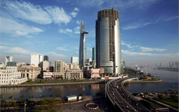 """Cao ốc 256 triệu USD """"phủ bụi"""" giữa trung tâm Sài Gòn"""