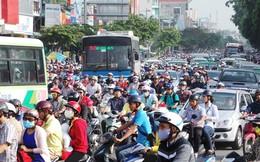 Mỗi năm, TP HCM mất hơn 1 tỷ USD vì ùn tắc giao thông