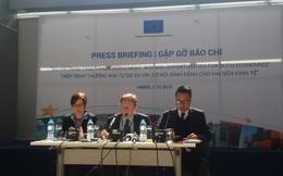 Hiệp định FTA Việt Nam - EU sẽ có hiệu lực năm 2018