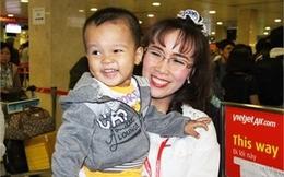 CEO nữ của ngành hàng không gây ấn tượng mạnh ở sân bay