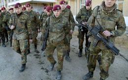 Đức sẽ triển khai 1.200 binh sỹ hỗ trợ Pháp chống IS ở Syria