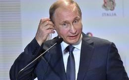 Ông Putin sa thải gần 110.000 nhân viên Bộ Nội vụ