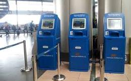 Từ 25-6, đi máy bay không cần vào quầy check in