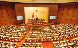 Hôm nay, Quốc hội bế mạc kỳ họp thứ 9