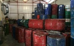 Nghi án tuồn 100.000 lít mỡ bẩn vào bếp ăn công nghiệp
