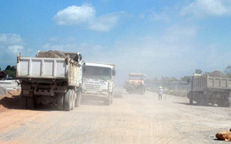 DN Trung Quốc rầm rộ xây dựng dự án không phép