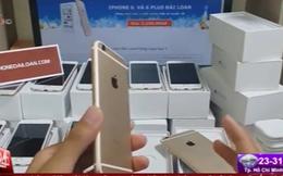 """Công ty """"ma"""" công khai bán iPhone giả trên Internet"""
