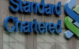 Lợi nhuận ròng của Standard Chartered giảm 37% trong năm 2014