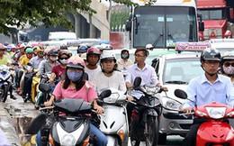 Đề xuất dừng thu phí đường bộ với xe máy từ 2016