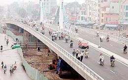 Hà Nội xây dựng cầu vượt tại nút giao thông Phú Thượng