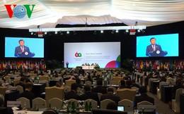 Chủ tịch nước dự lễ khai mạc Hội nghị Cấp cao Á-Phi