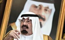 Quốc vương Saudi Arabia qua đời vì bị nhiễm trùng phổi