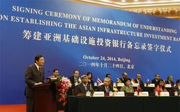 """Trung Quốc nắm 30% cổ phần """"đối thủ"""" của WB, IMF, ADB"""