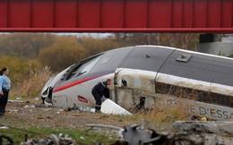 Pháp: Tàu cao tốc trật đường ray khiến ít nhất 5 người thiệt mạng
