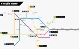 Tuyến metro số 5 đội giá lên 1,31 tỷ euro