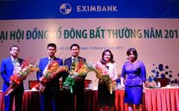 Đại diện của Vietcombank làm trưởng ban Kiểm soát Eximbank