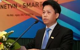 Ông Phạm Tiến Dũng làm đại diện 100% vốn của Nhà nước tại Banknetvn