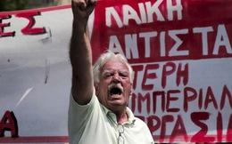Biểu tình tại Hy Lạp sau khi Chính phủ ký thỏa thuận với các chủ nợ