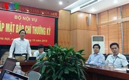 Bộ Nội vụ: Quảng Nam bổ nhiệm giám đốc sở tuổi 30 đúng quy định