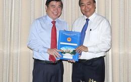 Ông Nguyễn Thành Phong chính thức là Chủ tịch UBND TP HCM