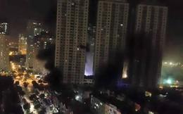 Hà Nội yêu cầu tập trung khắc phục hậu quả vụ cháy tại KĐT Xa La