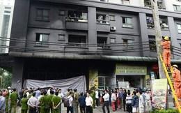 Chung cư của đại gia Lê Thanh Thản liên tục cháy, dân rủ nhau bán nhà