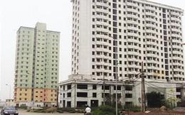 Gần 1.000 căn hộ tái định cư giữa lòng Hà Nội bị bỏ không nhiều năm