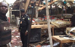 Bé gái 11 tuổi đánh bom liều chết giữa chợ, đoạt mạng 15 người