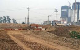 Hà Nội mới giao được 30% đất dịch vụ trong 8 tháng đầu năm