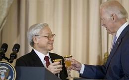 Phó tổng thống Mỹ đọc Kiều trong tiệc chiêu đãi Tổng bí thư
