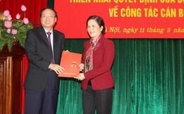 Bà Ngô Thị Doãn Thanh giữ chức vụ Phó Ban Dân vận Trung ương