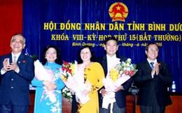 Ông Mai Hùng Dũng được bầu làm Phó chủ tịch tỉnh Bình Dương