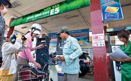 Thuế nhập khẩu xăng E5 sẽ tăng 7 lần?