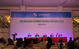 Đại diện NHNN có thể tham gia điều hành Eximbank