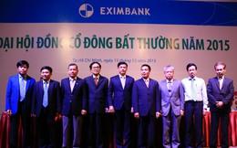 [ĐHCĐ Eximbank] Cổ đông bức xúc nhưng vẫn bầu xong HĐQT và BKS nhiệm kỳ mới