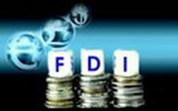 Bất động sản thu hút 327 triệu USD vốn FDI trong 4 tháng đầu năm