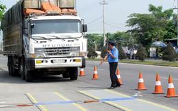 Đình chỉ Phó TGĐ Cảng Quảng Ninh vì lọt xe quá tải