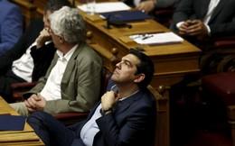 Hàng ngàn dân Hy Lạp lại biểu tình phản đối gói nợ mới