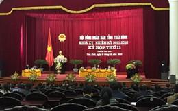 Thái Bình có Chủ tịch Hội đồng nhân dân mới